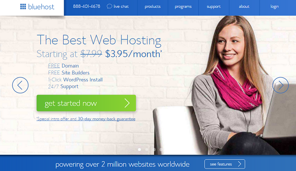 Bluehost South Africa